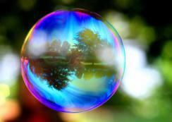 Опыт «Мыльные пузыри»